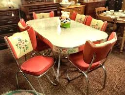 marvelous retro dining table and chair full size of chair and table kitchen tables and chairs