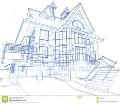 Architecture blueprints Black Modern Architecture Blueprints House Architecture Blueprint Stock Illustration Illustration Of Minuteman Press Modern Architecture Blueprints Ujecdentcom