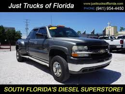 5198 - 2002 Chevrolet Silverado 3500 | Just Trucks Of Florida ...