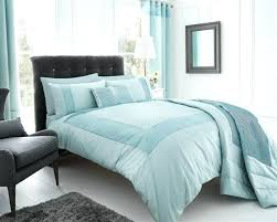 silk duvet covers duck egg blue stylish textured faux cover luxury beautiful bedding dupioni king super