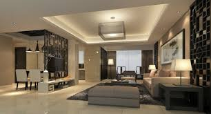 Modern Living Dining Room 3d Modern House Living Dining Room Partition China Interior Design
