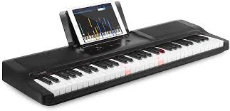 We use the white keys on the keyboard to play those notes in that same order. Amazon Com The One Smart Piano Keyboard With Lighted Keys Electronic Piano 61 Keys Electronic Midi Keyboard Home Digital Music Keyboard Teaching Portable Keyboard Piano Onyx Black Musical Instruments