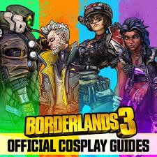 "Borderlands 3 on Twitter: ""The Official #Borderlands3 Vault Hunter ..."