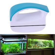 Aquarium Fensterreinigung Magneten Pinsel Double Side Wischer