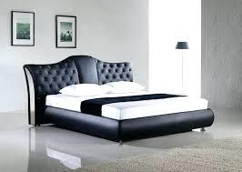 modern queen bed frame. Bed Frame Modern Frames Black Leather Queen R