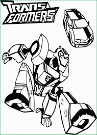 Bumblebee Transformer Coloring Pages Printable Pleasant Bumblebee