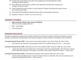 Download Sample Lpn Resume Haadyaooverbayresort Com