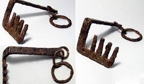 Изобретения древних людей которыми пользуются современные люди  Дверные замки
