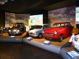 the motor museum is a magnet for car enthusiasts of course but the more than 250 vehicles within its walls and the displays relating to them