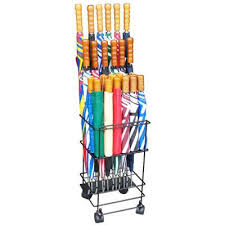 Umbrella Display Rack 100100 Piece Basic Metal Umbrella Display Rack Umbrella Bazaar 1
