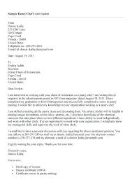 Chef Cover Letter Threeroses Us