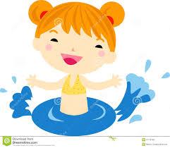 girl swimming clipart. Wonderful Girl Baby Girl Swimming Clipart 1 For S