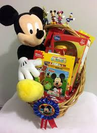 60 ebay mickey mouse friends all occasion fun gift basket handmade