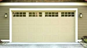 large space 8 ft garage door strut