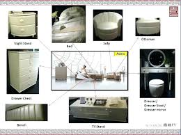 furniture pieces for bedrooms. Bedroom Furniture Pieces Names Set Row For Bedrooms