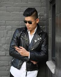 25 black leather jacket ideas for men rock this style