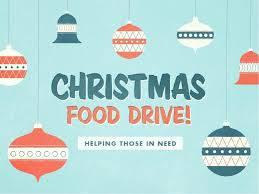 Holiday Flyers Templates Free Food Drive Ministry Holiday Flyer Template Free Maker Online