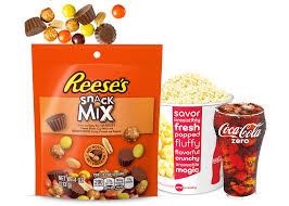 reese s snack mix
