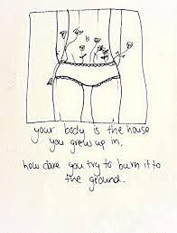 Love Your Body Quotes