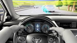 World of Toyota   Toyota Safety Sense   Toyota UK