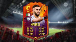 FIFA 21 Headliners Riyad Mahrez SBC-Lösung