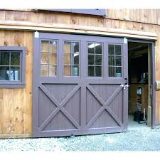 barn sliding garage doors. Folding Garage Doors Sliding Door Dutch Barn Handsome For A Workshop Home Design O