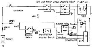 toyota tacoma alarm wiring diagram wirdig the toyota celica fuel pump control circuit and wiring diagram