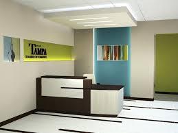 office front desk design design. Excellent Unique Desk Designs Modern Reception Ideas Office Elegant Small Front Design