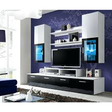 white entertainment center wall unit entertainment centers and wall units pertaining