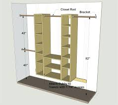 closet pole height standard height for closet shelves and pole how to build a closet rod closet pole