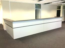 office reception table design. Front Reception Desks Curved Office Table Design