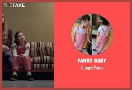 baby advertising jobs makenzie moss baby jumper pants from steve jobs thetake