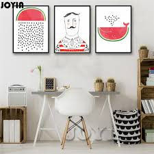cheap decorative painting buy quality prints pictures directly from china art canvas suppliers cartoon fox cactus children room nursery art canvas poster  on canvas wall art childrens rooms with 65 best single canvas posters images on pinterest canvas art