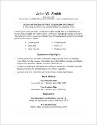 What To Say In A Resume 27 Free Examples Of Professional Strengths For Resume