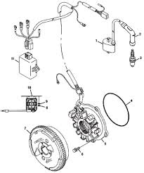 polaris trailblazer cdi wiring diagram polaris wiring diagrams