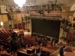 Neil Simon Theatre Level 3 Mezzanine