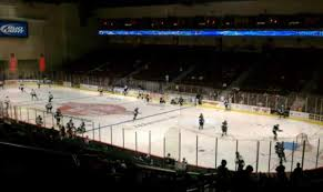 Orleans Arena Section 113 Home Of Las Vegas Wranglers