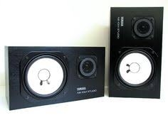 yamaha ns10. yamaha ns10 studio monitors ns10