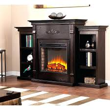 even glow electric fireplace classic espresso electric fireplace bookcases flame manual decorative reviews even glow freestanding