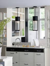 Pendant Lighting For Kitchen Kitchen Hinkley Modern Kitchen Pendant Lighting In Black Finish