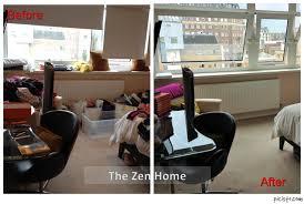 Organised Bedroom Organised Bedroom In London By The Zen Home Organising Services