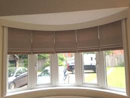 Roller  Emperor Blinds  Quality Made To Measure BlindsEmperor Roller Blinds Bay Window