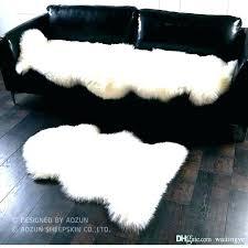 sheepskin rug fur carpet review cleaning costco windward quad she skin rug best kin windward faux rugs costco sheepskin review
