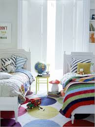 Shared Kids Bedroom Shared Kids Room Shared Kids Bedroom In Stripes And Dots Top