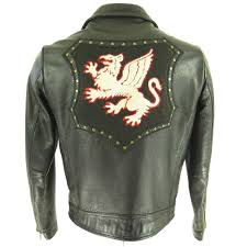 wilsons leather griffon motorcycle jacket h23u 5