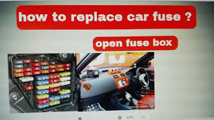 how to replace car fuses ? ( problem solved ) youtube 1998 Lincoln Town Car Fuse Box how to replace car fuses ? ( problem solved )