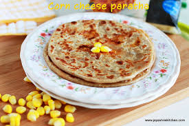 Image result for cheese paratha image for uploading to my blob page