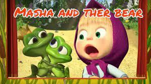 Cô bé Masha và Chú gấu xiếc (Masha and the bear) -006