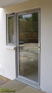 single hinged patio doors. Replacement Kitchen Door: Http://www.kloeber.co.uk/gallery/aluminium-french -and-single-doors/aluminium-single-doors Single Hinged Patio Doors