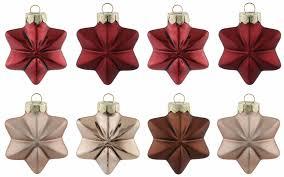 Weihnachten Rot Elfenbein Christbaumschmuck Online Kaufen